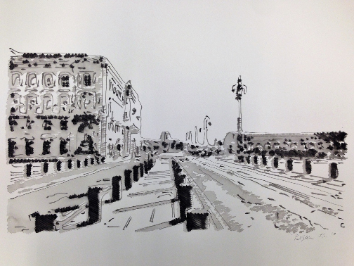 Trieste-Seafront